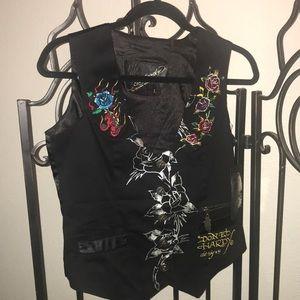 Ed Hardy Women's Vest